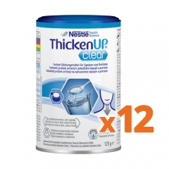 Nestle ThickenUP Clear 12 x 125g