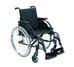 Medium-Aktiv Rollstuhl Invacare Action3 NG - vorne