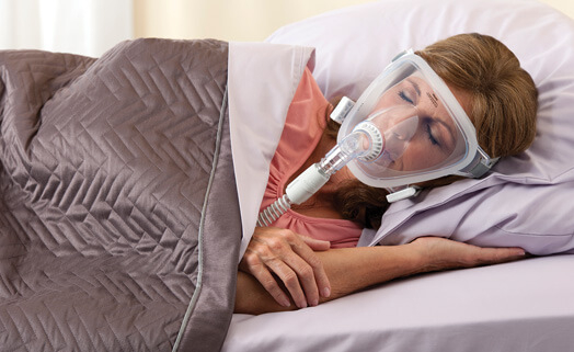 Philips Respironics FitLife Full Face Maske